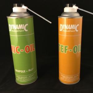 TEF oil en MIC oil