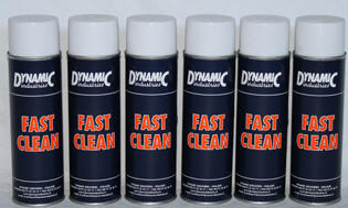 fast-clean ontvetter